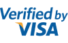 Logo VISA - Verified by VISA